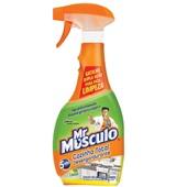 Limpador Desengordurante para Cozinha 500ml Limão Spray 1 UN Mr Músculo