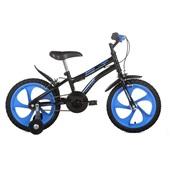 Bicicleta Nic Aro 16 Preta 1 UN Houston