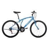 Bicicleta Atlantis Mad Aro 26 Azul  1 UN Houston