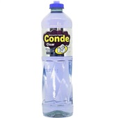 Detergente Líquido Clear 500ml 1 UN Conde