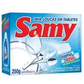 Detergente Lava Louças Past 250g 1 UN Samy