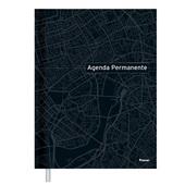 Agenda 2022 Permanente 145x205mm 192 FL 1 UN Foroni