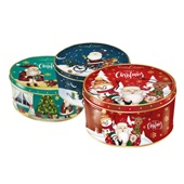 Baby Natalina Butter Cookies 150g 1 Lata Santa Edwiges