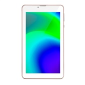 Tablet M7 3G 32GB Tela 7 Pol. Android 11 Go Edition Rose Dourado NB361 Multilaser