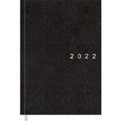 Agenda 2022 Executiva Costurada 13,4x19,2cm Napoli 1 UN Tilibra