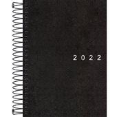 Agenda 2022 Executiva Espiral Diária 12,9x18,7cm Napoli 1 UN Tilibra