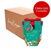 Kit Natalino Safira 1,150kg CX 4 UN Santa Edwiges