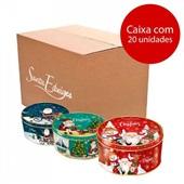 Baby Natalina Butter Cookies 150g Lata CX 20 UN Santa Edwiges