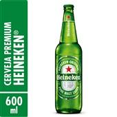 Cerveja Heineken Garrafa 600ml 1 UN