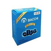 Clips Nº0 Galvanizado CX 100 UN Bacchi