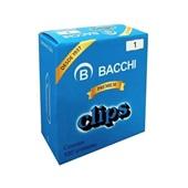 Clips Nº1 Galvanizado CX 100 UN Bacchi