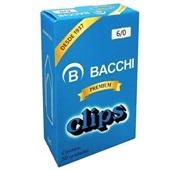 Clips Nº6/0 Galvanizado CX 50 UN Bacchi