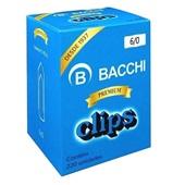 Clips Nº6/0 Galvanizado CX 220 UN Bacchi