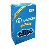 Clips Nº8/0 Galvanizado CX 25 UN Bacchi