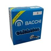 Colchetes Nº 3 15mm CX 72 UN Bacchi