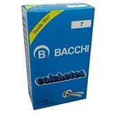 Colchetes Nº 7 35mm CX 72 UN Bacchi