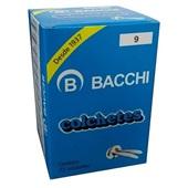 Colchetes Nº 9 45mm CX 72 UN Bacchi