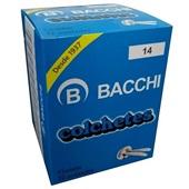 Colchetes Nº 14 80mm CX 72 UN Bacchi