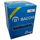 Colchetes Nº 15 100mm CX 72 UN Bacchi