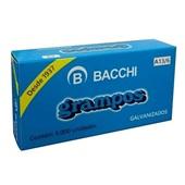 Grampo Galvanizado A13/6 CX 5000 UN Bacchi