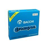 Grampo Galvanizado Enak 13 23/13 CX 1000 UN Bacchi