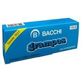 Grampo Galvanizado 106/8 CX 3000 UN Bacchi