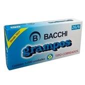 Grampo Cobreado 26/6 CX 5000 UN Bacchi