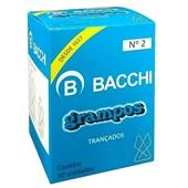 Grampo Trunfo Trançado N°2 CX 50 UN Bacchi