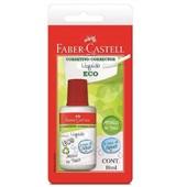 Corretivo Líquido Eco 18ml 1 UN Faber Castell