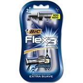 Aparelho de Barbear Flex 3 com 2 UN Bic