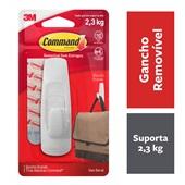 Gancho Adesivo Plástico Command™ G Branco 3M