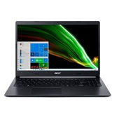 Notebook Aspire 5 A515-54-55L0 Intel Core i5 Windows 10 Home 8GB 256GB SSD 15.6' Full HD TN Preto 1 UN Acer