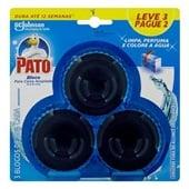 Desodorizado Bloco para Caixa Acoplada Marine 2 UN 40g Cada Pato