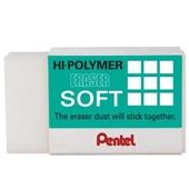Borracha Hi Polymer Soft Branca 1 UN Pentel
