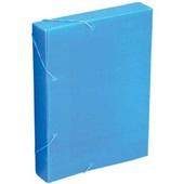 Pasta Polionda Ofício Azul 245x335mm Dorso 35mm 1 UN Polibras