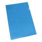 Pasta em L Ofício Azul 230x335mm 1 UN ACP