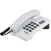 Telefone com Fio Pleno Cinza Ártico Intelbras