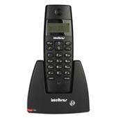 Telefone sem Fio com Identificador de Chamadas DECT 6.0 Autoatendimento TS 40 Intelbras