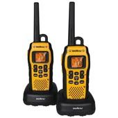 Rádio Comunicador Alcan. 9,6Km Prova D'água 2UN Intelbras
