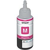 Refil de Tinta Magenta 70ml T664320 AL CX 1 UN Epson