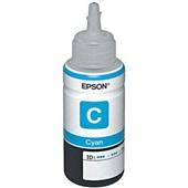 Refil de Tinta Ciano 70ml T664220-AL CX 1 UN Epson