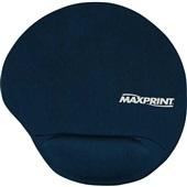 Mouse Pad Ergonômico com Apoio em Gel Azul 604470 1 UN Maxprint