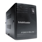 Estabilizador 2000VA Bivolt 581 1 UN  Force Line