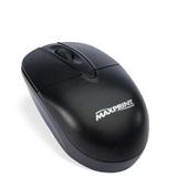 Mouse Óptico com Fio USB Preto 606071 1 UN Maxprint