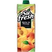 Suco Néctar de Pêssego 1L CX 1 UN Sufresh