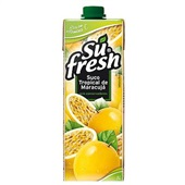 Suco Tropical de Maracujá 1L CX 1 UN Sufresh