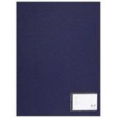 Pasta Catálogo A3 com 100 Envelopes Visor 330x430mm Dorso 20mm Azul 1 UN ACP
