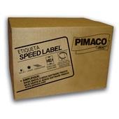 Etiqueta Ades Carta 33,9x101,6mm Branco 61082 14000UN Pimaco