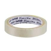 Fita Adesiva Transparente Durex 18mm x 50m 1 UN 3M