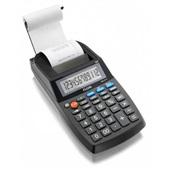 Calculadora de Mesa com Bobina 12Díg Preto MA5111 1 UN Elgin